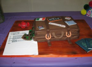 Check out this cake! Incredible!